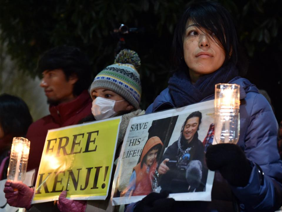 Japan says hostage negotiations 'deadlocked'