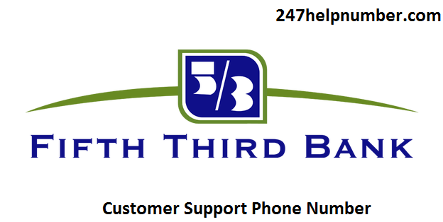 Fifth Third Bank Customer Service Care Provider Contact Number