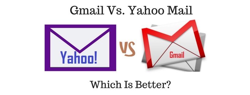 Gmail Vs. Yahoo Mail -- Which Is Better?