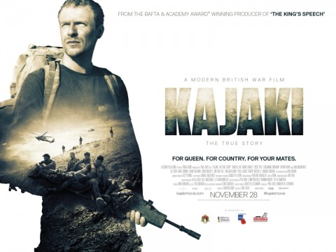 Exclusive: New Poster For Kajaki