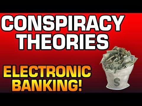 Electronic banking conspiracy