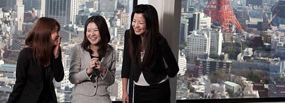 Support and Security at Oakmere Advisors in Tokyo, Japan