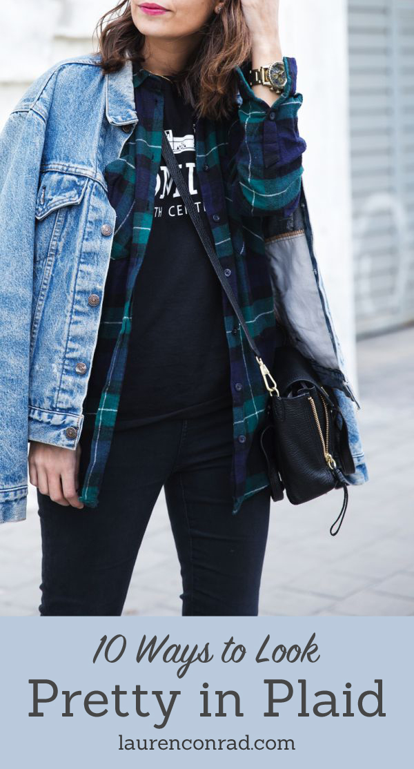 Currently Craving: Pretty in Plaid