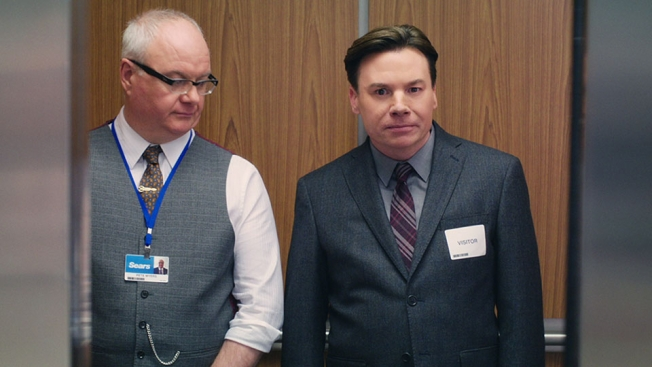 Mike Myers Does a Hilarious Sears Ad With His Brother, Who's Worked There for Decades