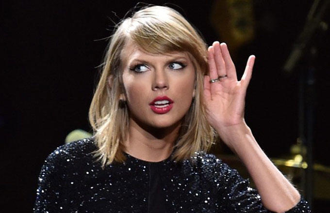 Taylor Swift Trademarks 'this patient Beat' and the other '1989' Phrases
