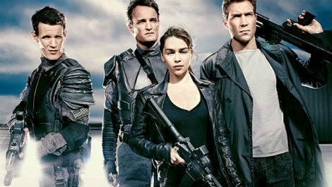 First images land for Terminator: Genisys