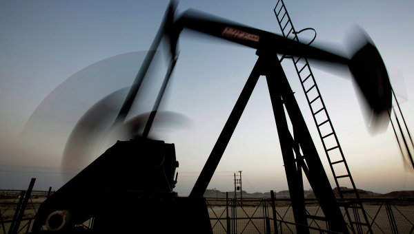 Oil production, archival photo