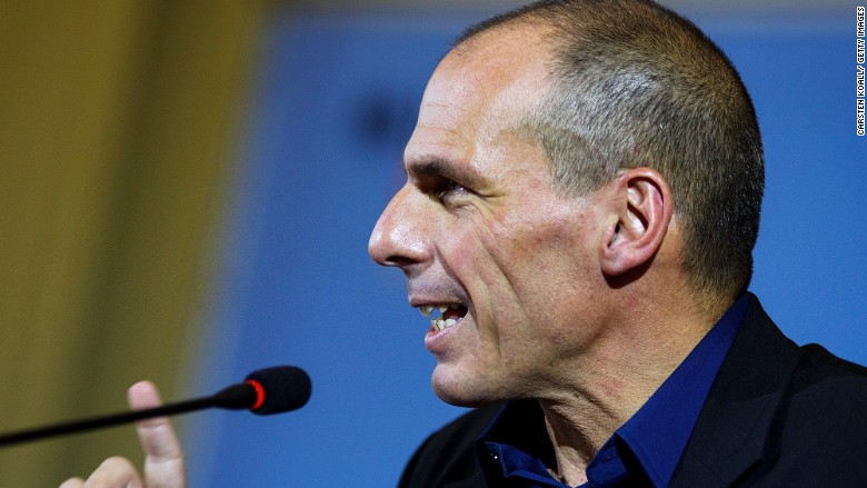 Greek Finance Minister pledges deep reform after PM rattles markets