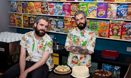 Can the Cereal Killer cafe, which sells only cereal, really make a killing?