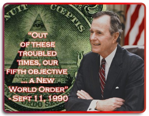 New World Order Speeches of President George H. W. Bush