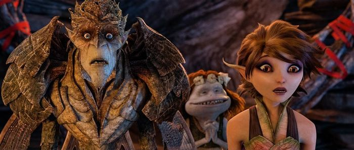George Lucas wrote the story for an animated musical, and it's coming out in January