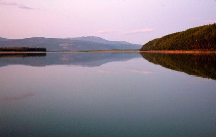 River Kolyma, Alexander Lesnyanskiy