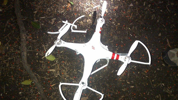 Off-duty drunk federal employee flew drone over White House