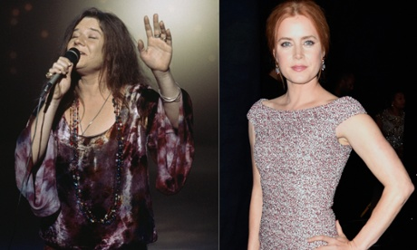 Amy Adams confirmed for Janis Joplin biopic