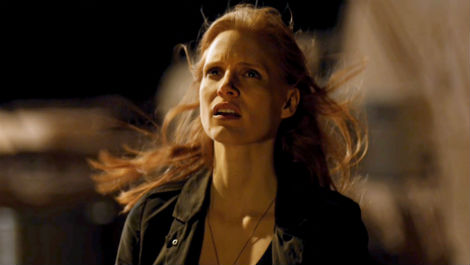 Jessica Chastain teases possible Marvel role