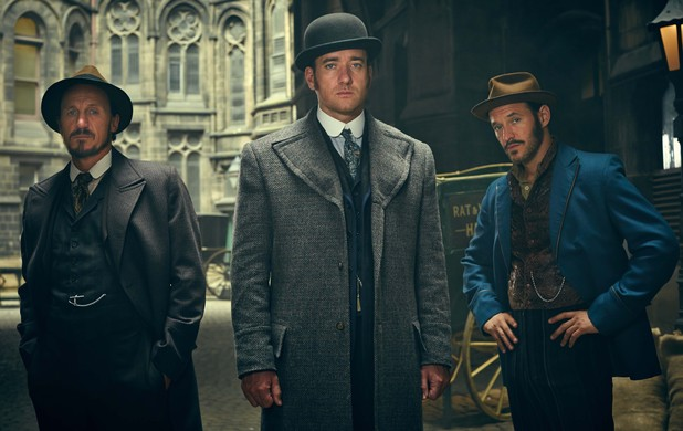 Ripper Street: Watch dramatic new clip from series 3, episode 3