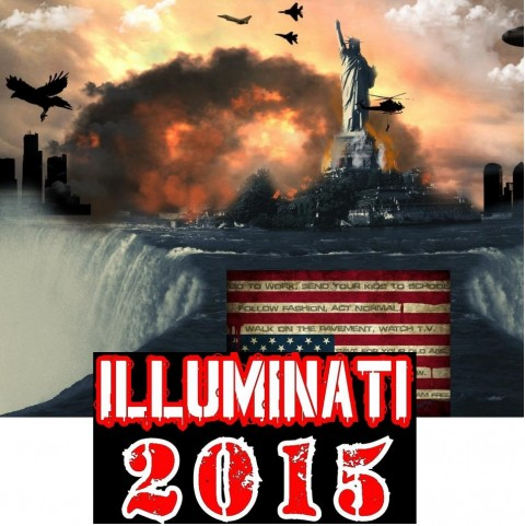 """ILLUMINATI PLANS IN AMERICA 2015: """"Welcome to the New World Order"""""""