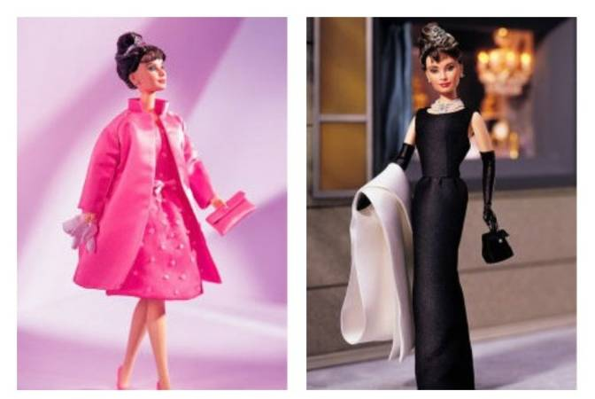 Celebrities Immortalized as Barbie Dolls