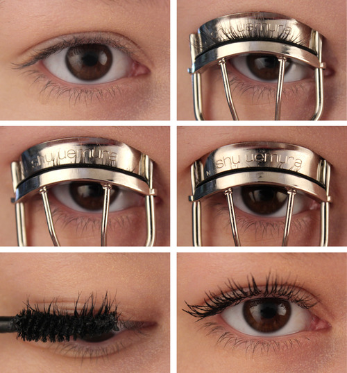 How to Curl Your Eye Lashes