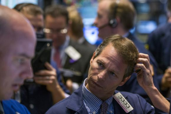 Wall St flat after payrolls; Dow, S&P at records