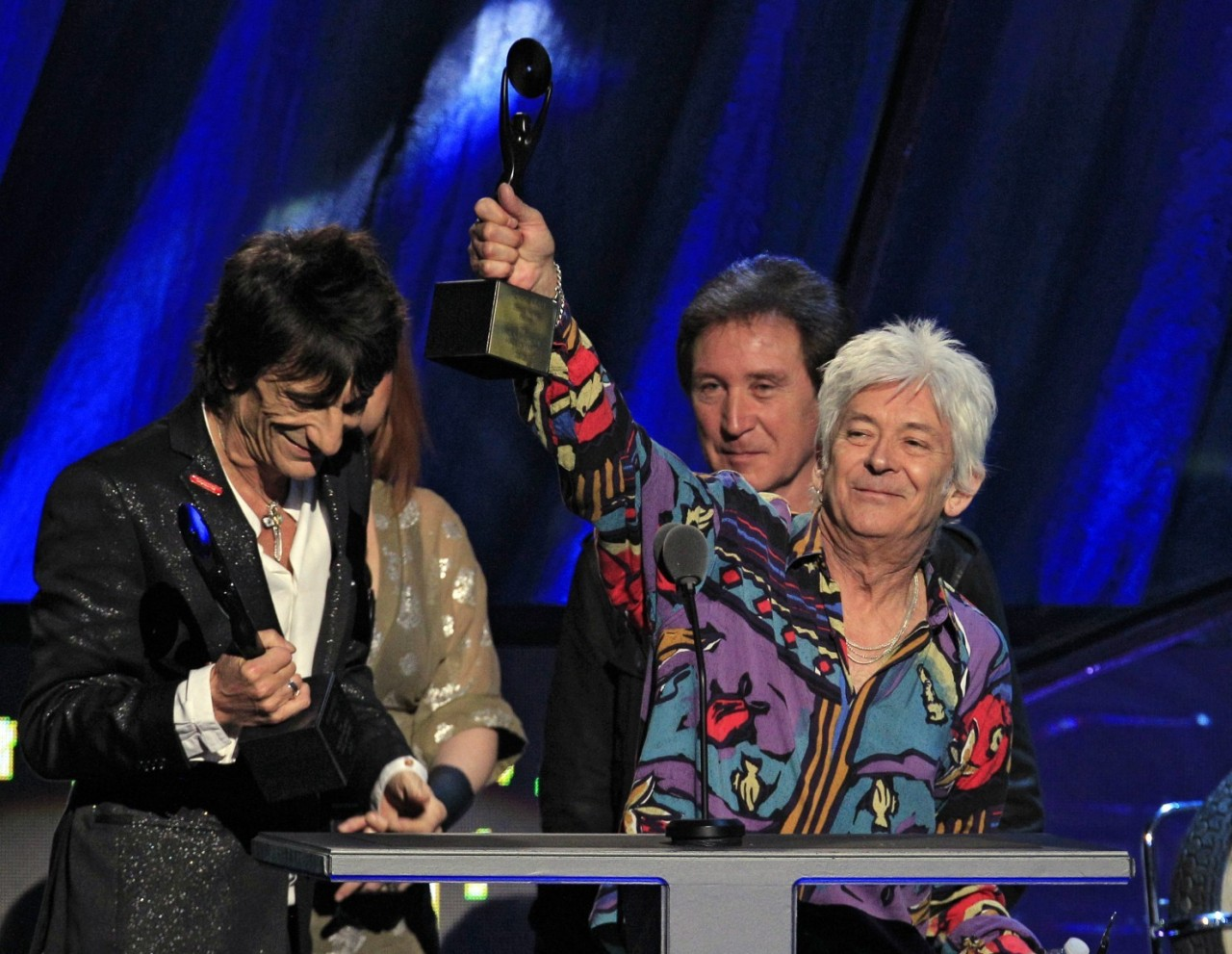 Ian McLagan, inventive keyboardist with Faces and Rolling Stones, dies at 69