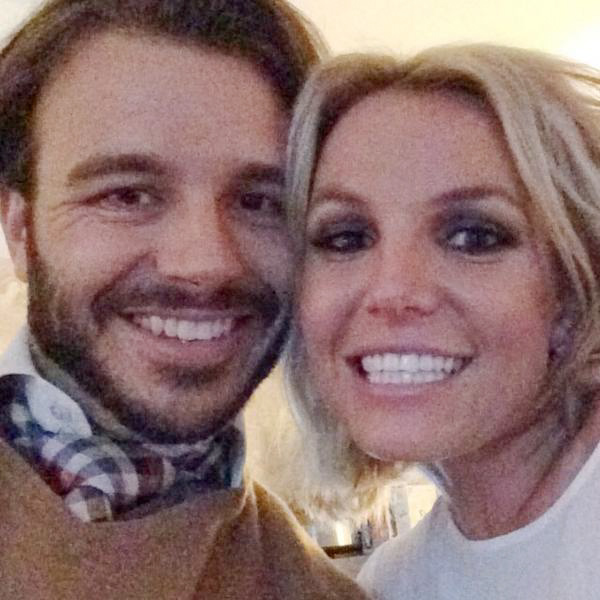 Britney Spears' New Man Gets a Stamp of Approval from Her Family