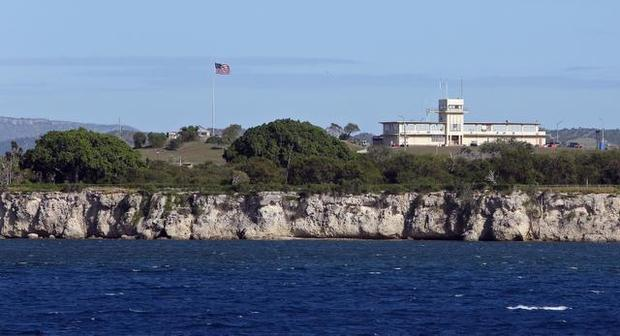 Guantanamo 'not on table' in Cuba talks