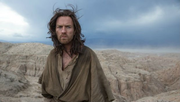 Ewan McGregor is Jesus in first image from Last Days In The Desert
