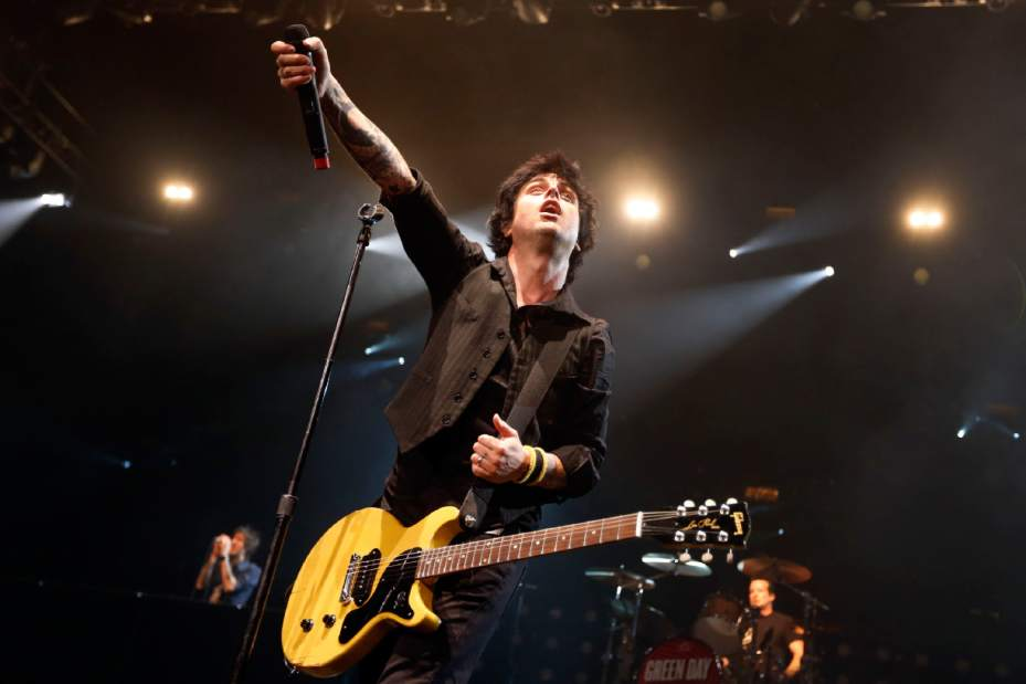 Green Day, Lou Reed, Joan Jett, Ringo Starr Lead 2015 Rock and Roll Hall of Fame
