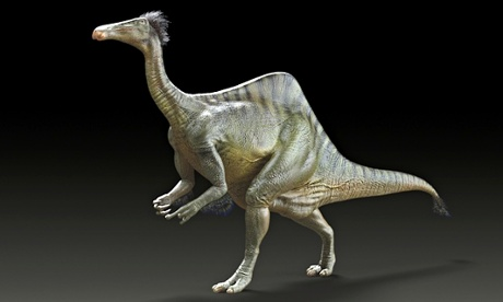 Bizarre dinosaur reconstructed after 50 years of wild speculation