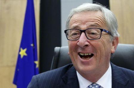 EU's Juncker says politically responsible for Luxembourg tax deals