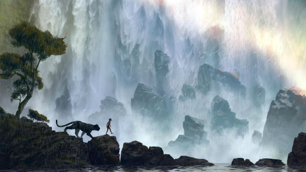 First Look At Disney's Live-Action Jungle Book