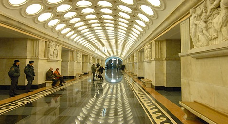 Moscow Metro: The cheapest and most incredible museum