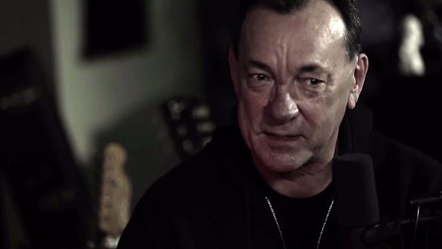 RUSH drummer Neil Peart is thinking about returning to the Canadian rock band.