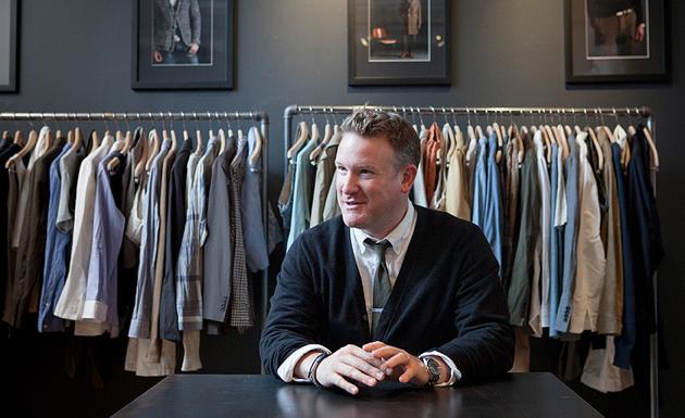 Todd Synder - Menswear Designer