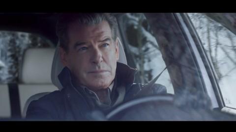 Kia Super Bowl XLIX ad featuring Pierce Brosnan