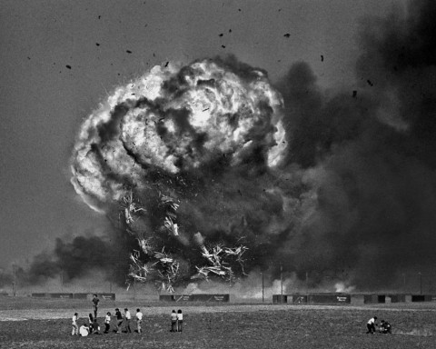 The Great WWII Port Chicago Disaster - A Nuclear Blast?
