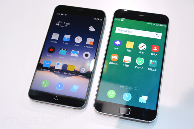Meizu MX4, MX 4 Pro set to receive Lollipop update this March