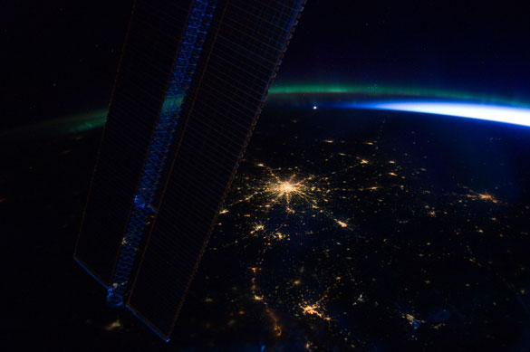 A Unique View of Russia From Space