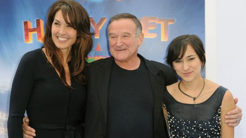 Robin Williams's Widow and Children Battle over His Estate