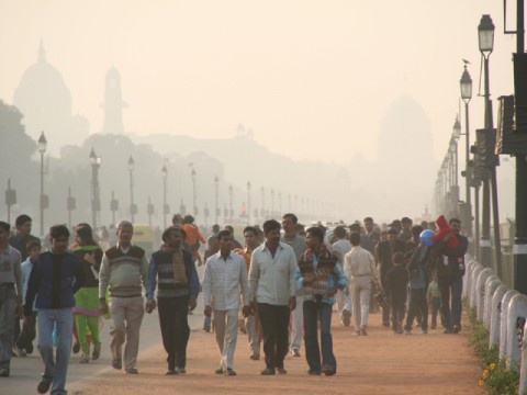 The air that Indians breathe is dangerously toxic