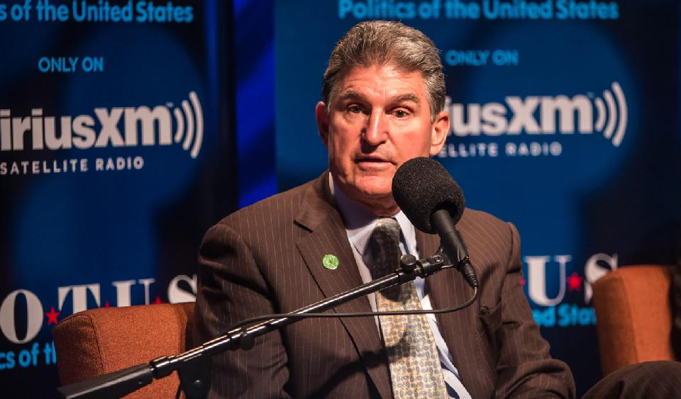 Senate Democrats looking for Manchin to leave No Labels