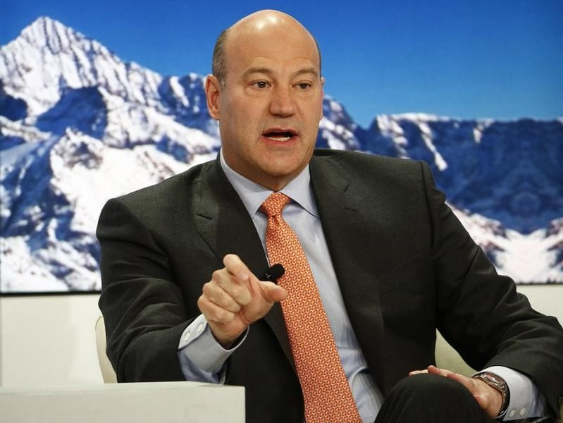 Goldman's Cohn -'We are in currency wars'