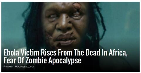 A Zombie Virus