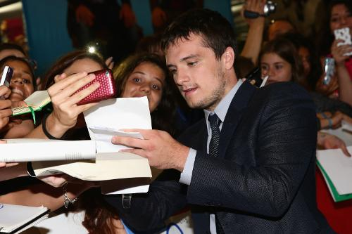 Josh Hutcherson on the Crazy 'Hunger Games' Experience and (Maybe) Playing Spider-Man