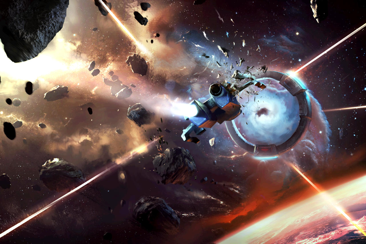 The New Interstellar Strategy Game, Sid Meier's Starships. Civilization: Beyond Earth