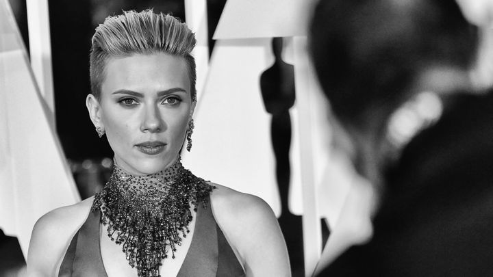 Scarlett Johansson's New Band Faces Cease-and-Desist
