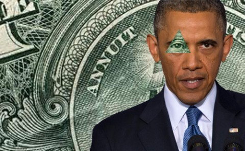 "Illuminati Warns Obama, ""DO WHAT WE SAY or ELSE!!"""