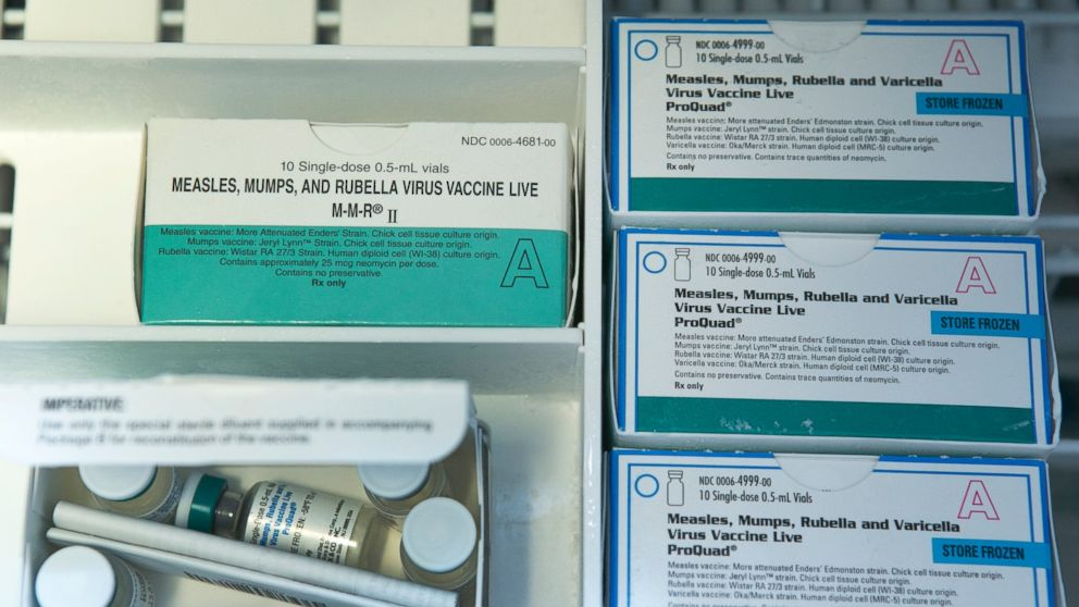 Amid measles outbreak, few rules on teacher vaccinations