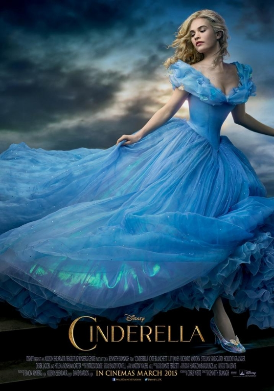 First Trailer For Kenneth Branagh's Live-Action Cinderella